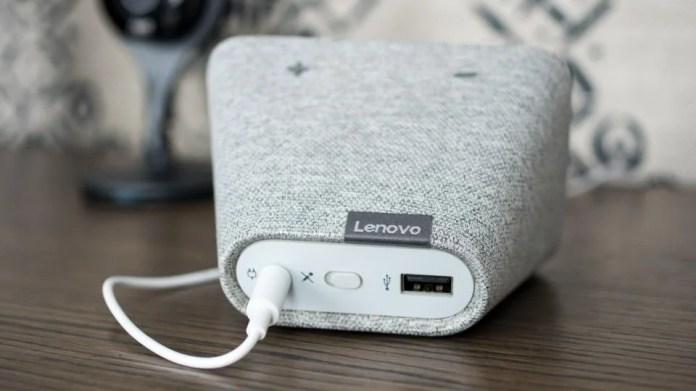 Lenovo Smart Clock Review The Superb Google Assistant Powered Alarm Clock Expert Reviews