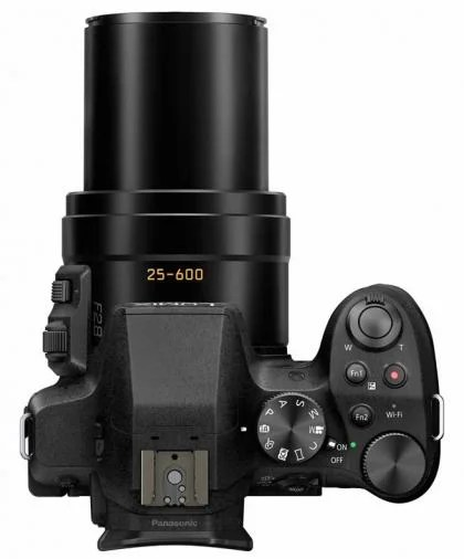 Panasonic FZ330 top
