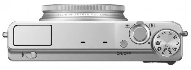 Fujifilm XQ2 top