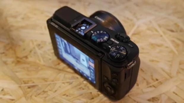 Canon EOS M3 1