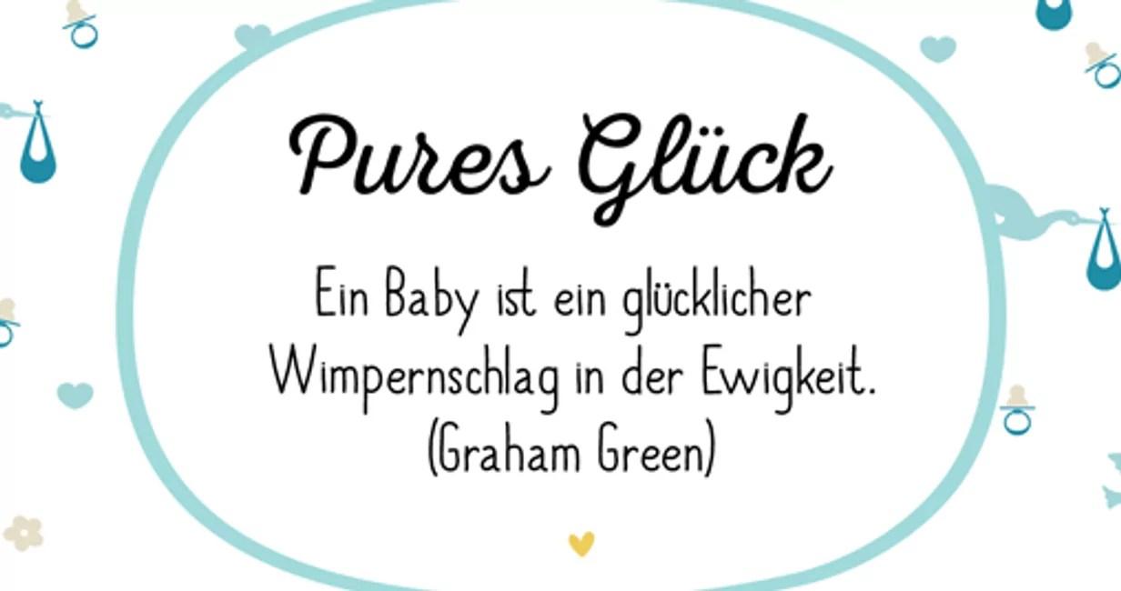 Gluckwunsche Spruche Zur Geburt Die Besten Wunsche Furs Baby