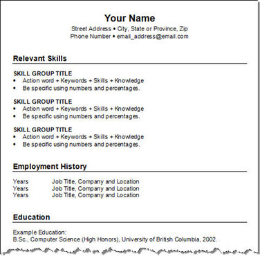 fill out and print resume for free resume resume templates and