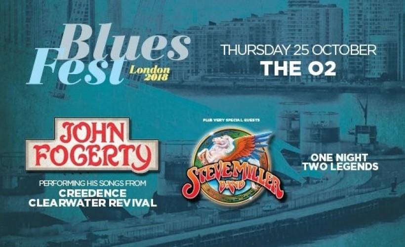 Bluesfest - John Fogerty
