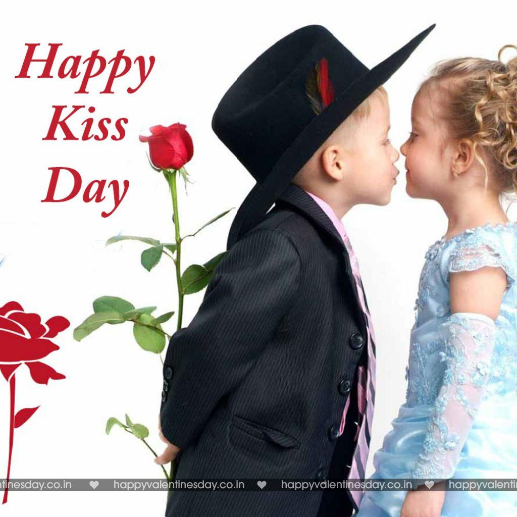 Kiss Day Free Ecards For Kids Happy Valentines Day