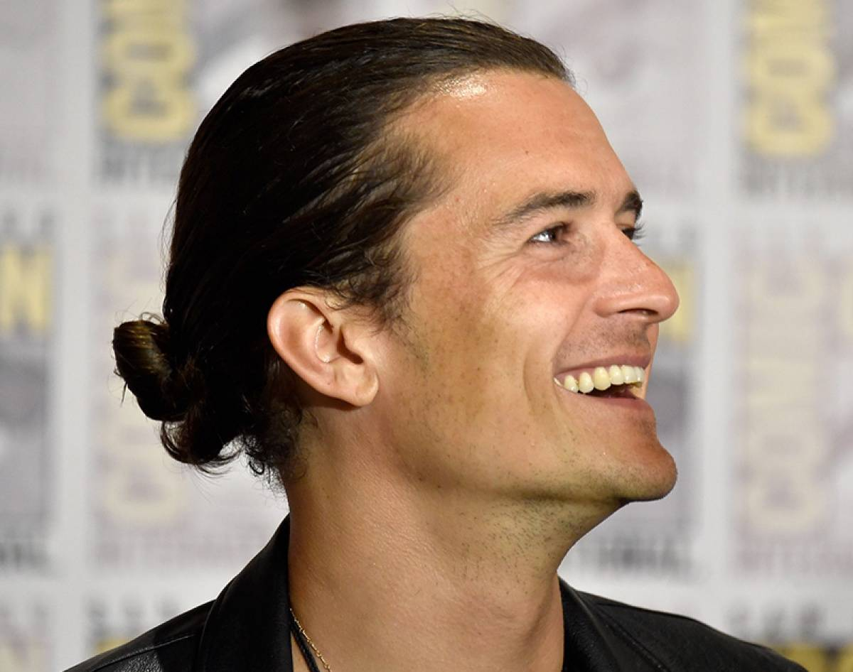 Why The Man Bun Is The Hairstyle Of The Moment