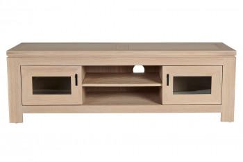 meuble tv en bois meuble tele pour le