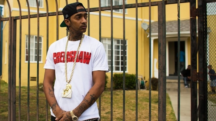 nipsey-hussle-min-top-independent-rappers-right-now-2015 HipHop Battles Between Staying Corporate and Going Independant