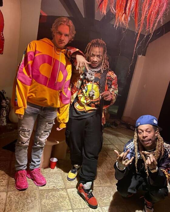 """132011377_1781329818684915_3035291083261873895_n SOS Lo Enlists Trippie Redd and Chris King For His Single """"Honorable Flex"""""""