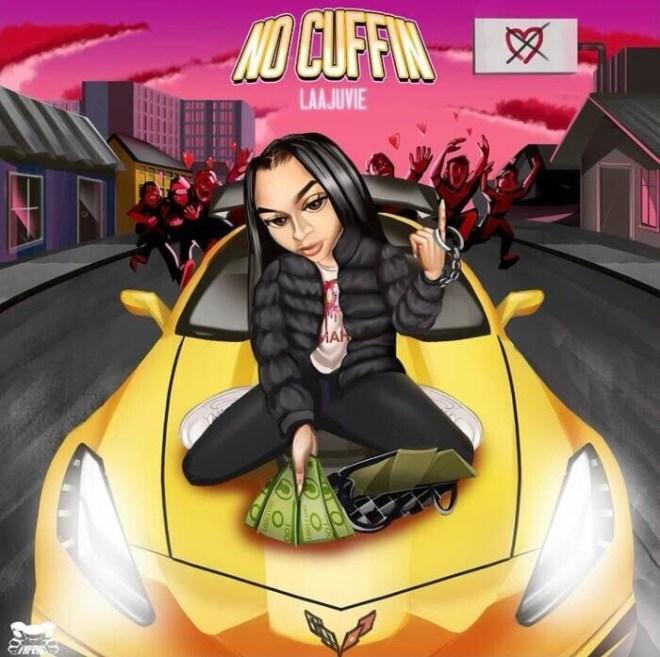 """No-Cuffin-Artwork-1 Laajuvie - """"No Cuffin"""" (Official Video)"""