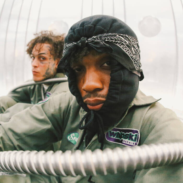 """unnamed-1-2 $NOT & Lil Skies Connect for the Cole Bennett-Directed """"Whipski"""" Video"""