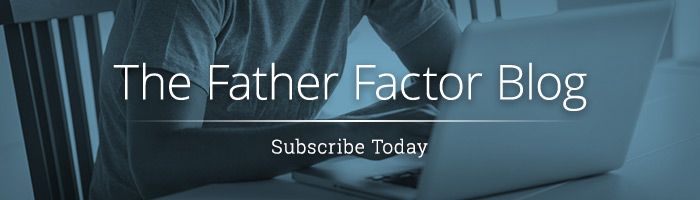 The Father Factor Blog