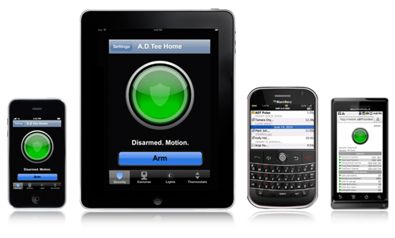 Adt Remote Security