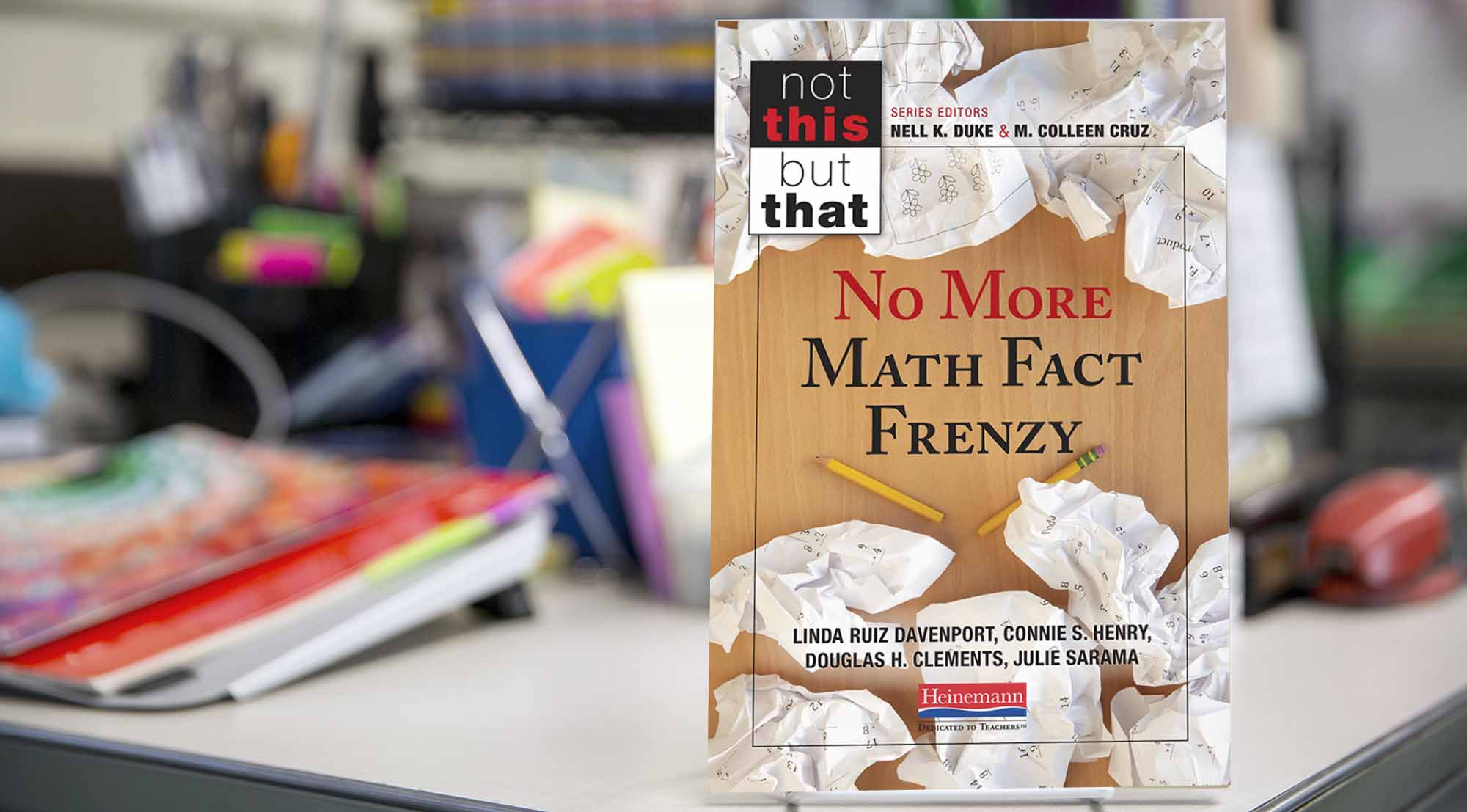 Math Fact Frenzy Drills Do Not Lead To Fluency