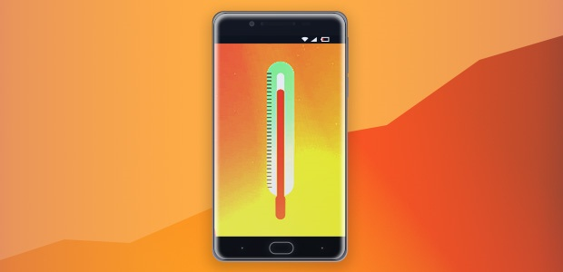Image result for Allowing your phone to overheat
