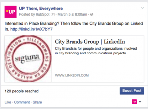 City Brands Group Linked IN