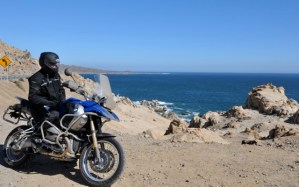 Touring Motorcycles: Peru Charity Ride