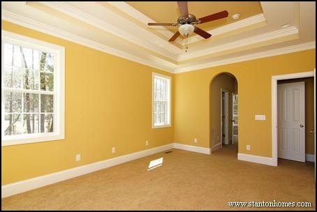 Types of Ceilings | NC Custom Home Builders