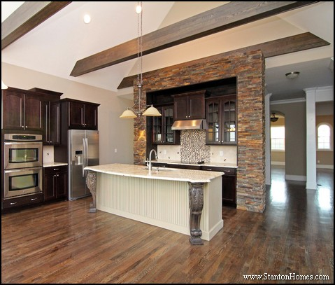 Raleigh Custom Home Builder | Vaulted Ceiling