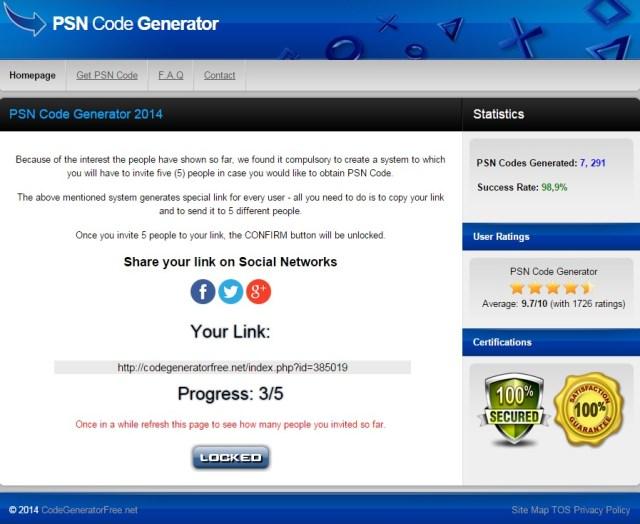Psn Gift Card Generator Online | Applydocoument co
