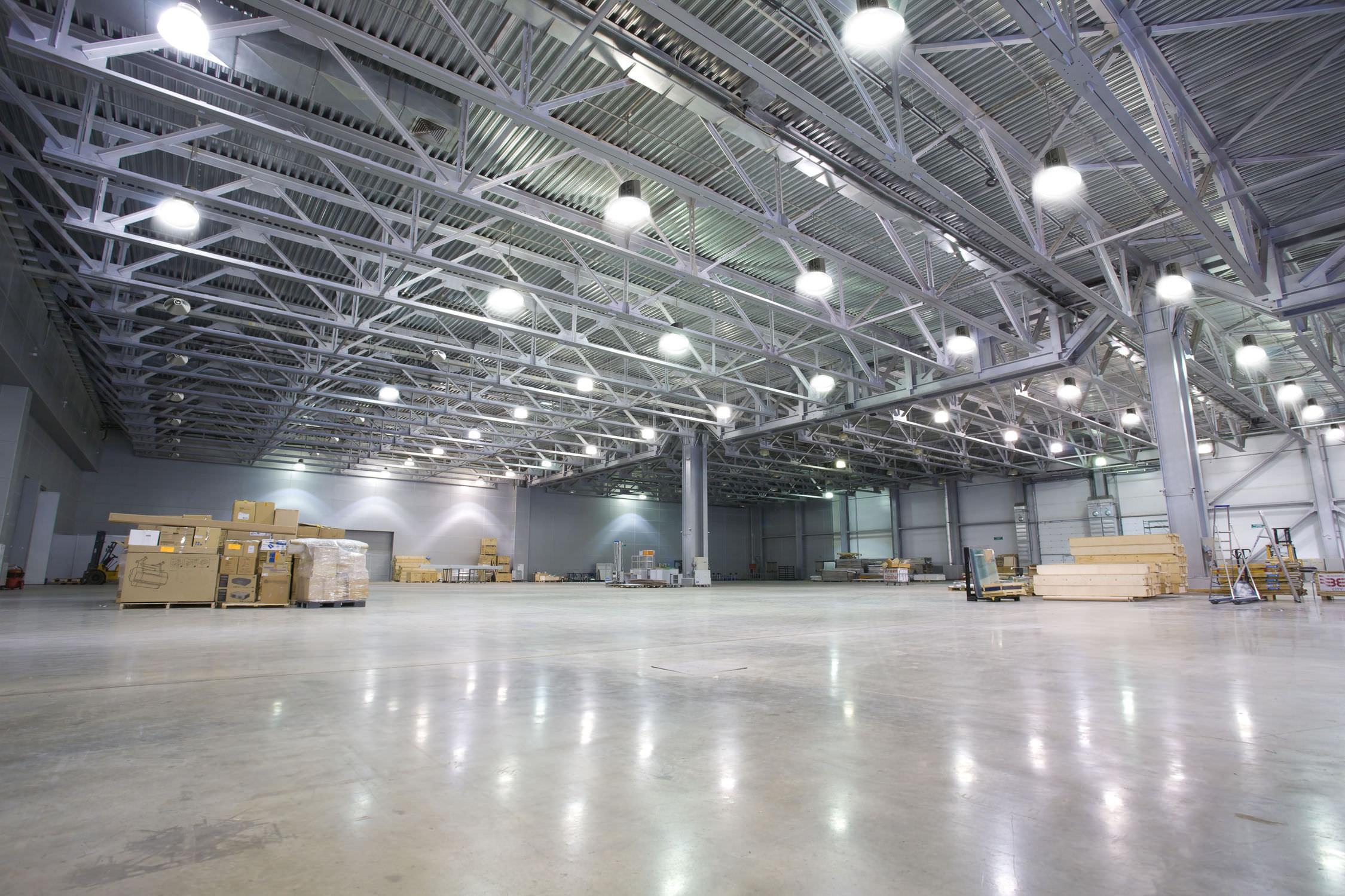 commercial led lighting retrofit