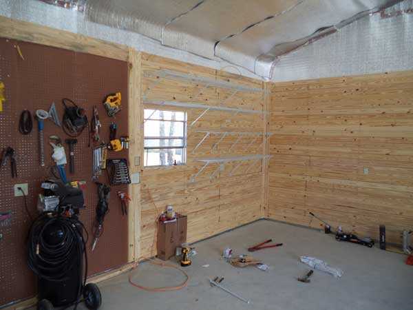 Tips For Turning Your Garage Into A Workshop