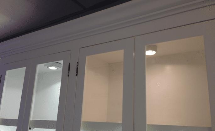 Fluorescent Shop Light