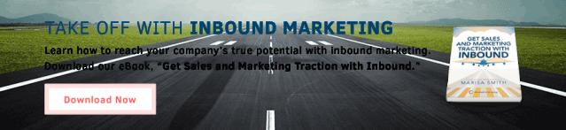 Take Off With Inbound Marketing