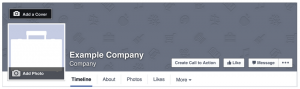 Facebook Cover Photo Set-Up