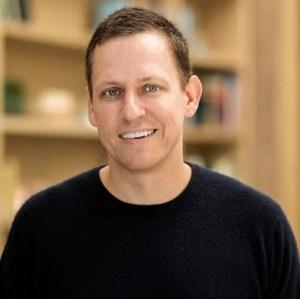 Peter Thiel, Paypal Founder