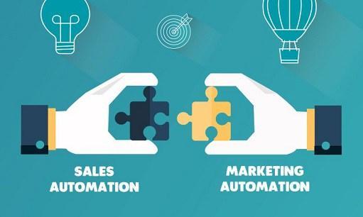 sales vs marketing automation