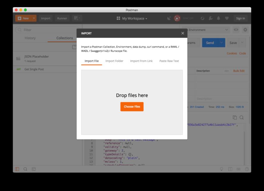 Postman Collections- API testing