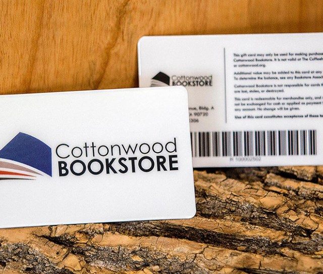 Book Store Gift Cards