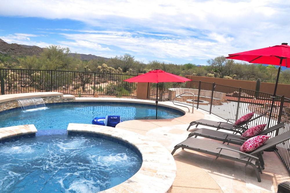pool build highlight the duncan family