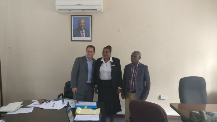 GeoPoll CEO Tanzania meeting with NBS Director General 6.jpeg