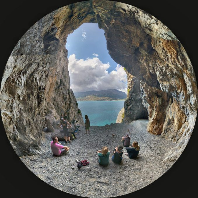 Viewpoint in Greece