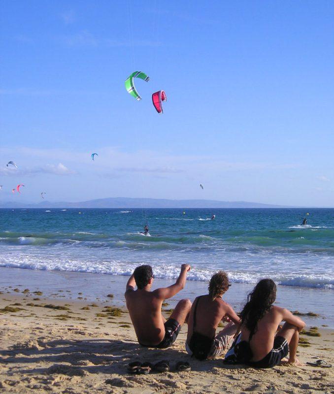 Kite-Surfing-Tarifa-Spain-Chad-Smith