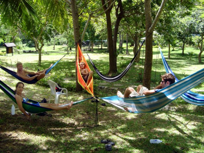 hammock-chilling