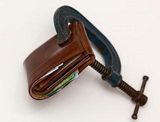 Bad Credit FICO Score Wallet