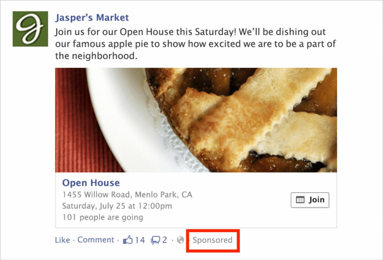 Facebook event marketing