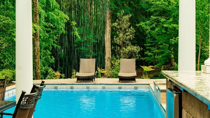 latham fiberglass pools vs river