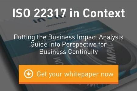 Free Business Continuity Plan Template