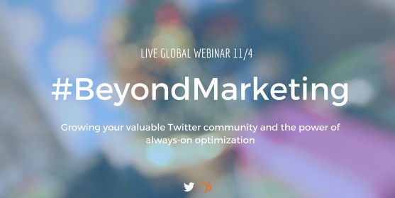 How to go #beyondmarketing this holiday season