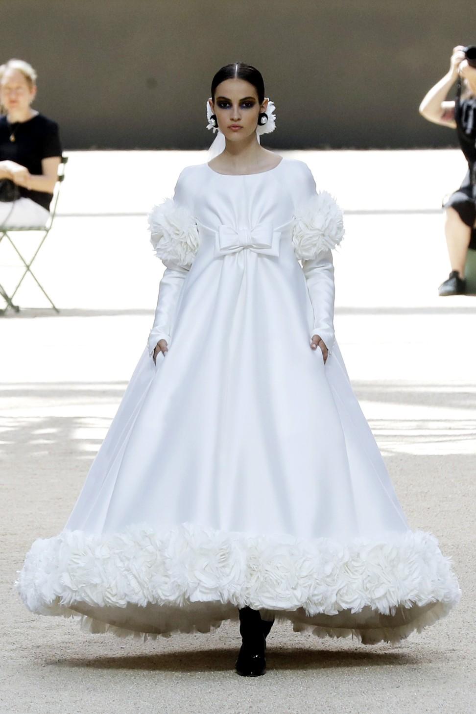 Winter Wedding Dresses Fur