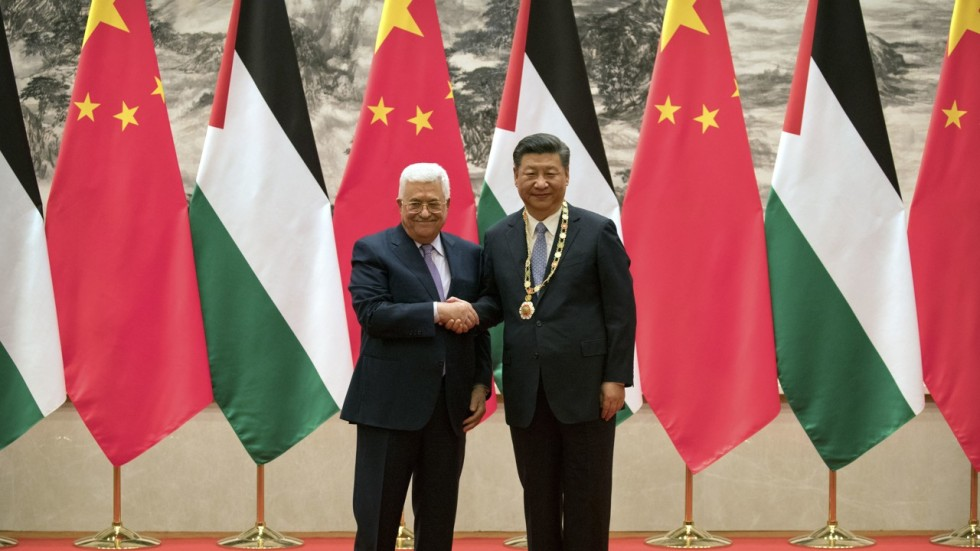 Hasil gambar untuk palestine china