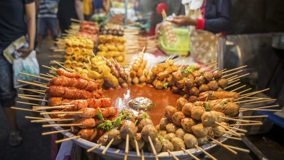 Image result for thai street food