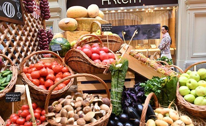 Пять фруктов и овощей в день