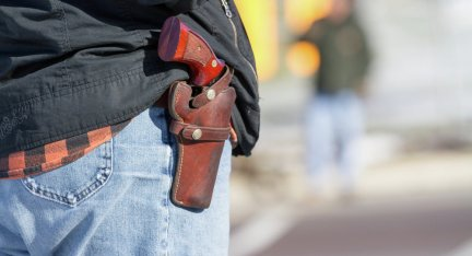 Wild Wild West: Texas Set to Make it Legal to Openly Carry Handguns