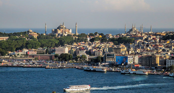 Istanbul: view from Galata Tower