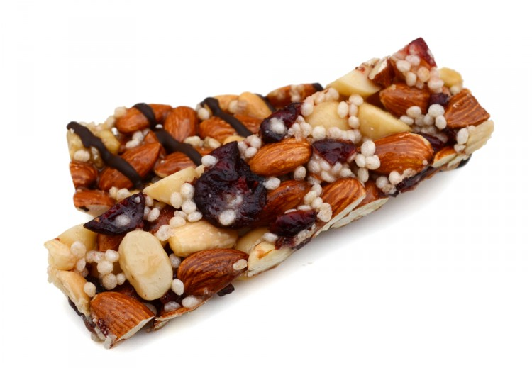 Top 10 Snack Foods Consumed in America - Bars