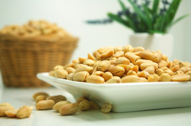 Top 10 Snack Foods Consumed in America - Nuts